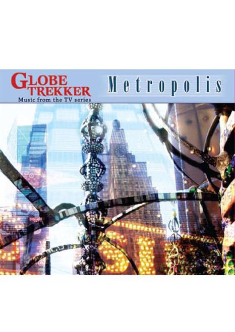 Music CD: Metropolis