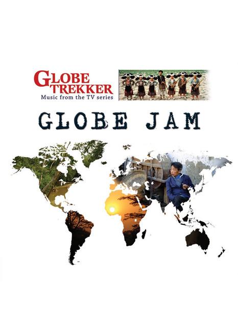 Music CD: Globe Jam