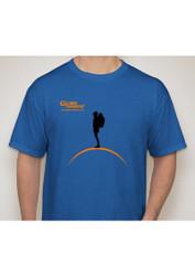 Globe Trekker T-shirt (Blue)
