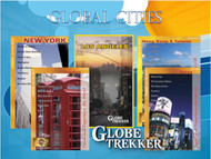 Global Cities (5 DVD's)