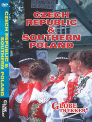 Czech Republic & Southern Poland (Physical DVD)