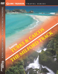 Trekking Turks & Caicos, The Milford Track (Physical DVD)