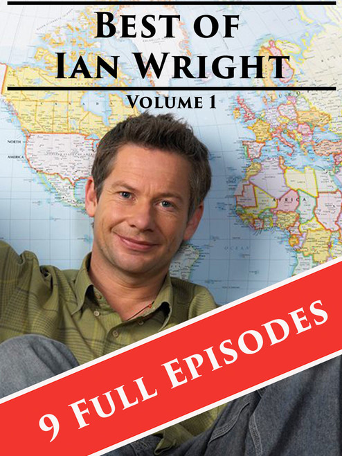 Best of Ian Wright Download Bundle - 9 Episodes!