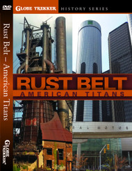 Rust Belt - American Titans (Physical DVD)