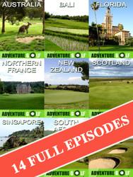 Adventure Golf World Bundle (14 Episode Digital Download Bundle!)