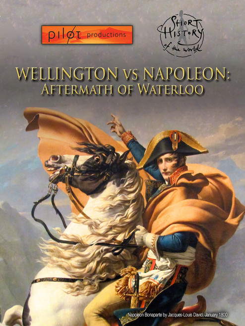 Wellington VS Napoleon – Aftermath of Waterloo (Digital Download)
