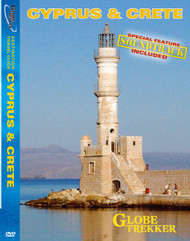 Cyprus & Crete + MUSIC (Physical DVD)