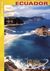 Ecuador & The Galapagos Islands (Physical DVD)