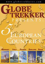 Europe (5 DVDs) (Discount DVD Bundle)