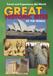 Great Historic Sites of the World - 3 Shows (Physical DVD)