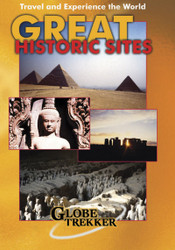 Great Historic Sites: The Ancient World (1 show) (Physical DVD)