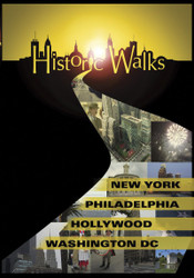 Historic Walks (4 Shows) (Physical DVD)