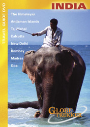 India (2 discs, 4 shows) (Physical DVD)