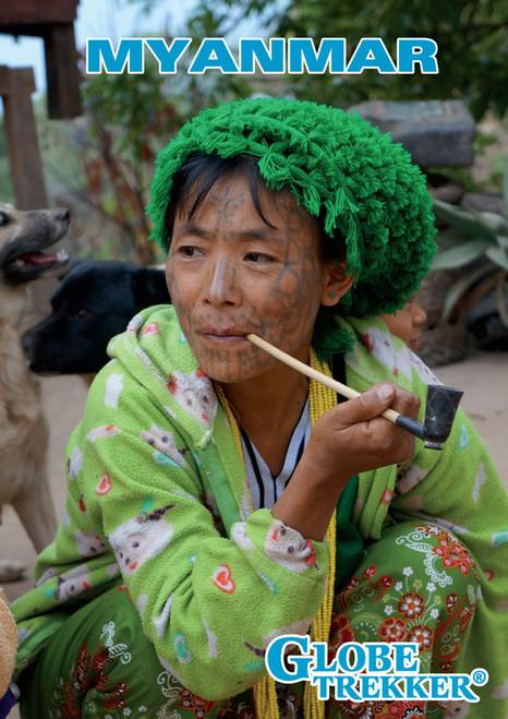 Globe Trekker Myanmar