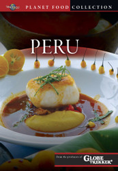 Peruvian Cuisine (Physical DVD)