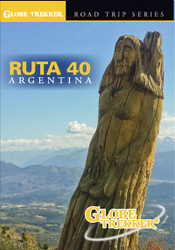 Road Trip Series: Ruta 40 Argentina (Physical DVD)