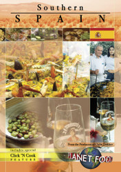 Southern Spain (Physical DVD)