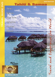 Tahiti and French Polynesia (Physical DVD)