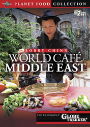 World Cafe Middle East (Double - 4 shows) (Physical DVD)