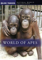 World of Apes DVD