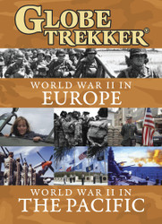 World War II in Europe & The Pacific (2 Shows) (Physical DVD)