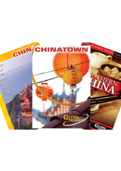China Pack - 3 For The Price Of 1 (Discount DVD Bundle)