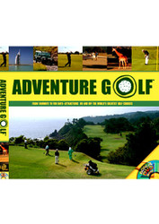 Adventure Golf Book with Adventure Golf DVD (Book and DVD)