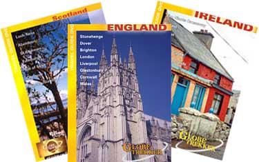 Britain and Ireland 3 pack
