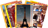 European Cities 5 Pack (Discount DVD Bundle)