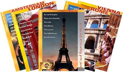 European Cities 5 Pack (Discount DVD Bundle)