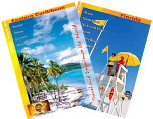 Florida & The Bahamas and Eastern Caribbean 2 pack