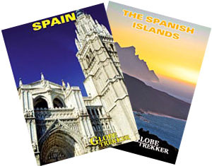 Spain and Spanish Islands 2 pack