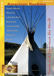 American Rockies (Physical DVD)