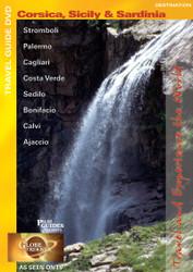 Corsica, Sicily & Sardinia (Physical DVD)