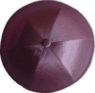 Mulberry Satin Kippah