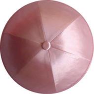 Pale Pink Satin Kippah