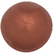 Copper Satin Kippah