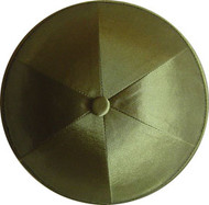 Olive Green Satin Kippah