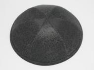 Black Shimmer Brocade Kippah