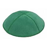 Emerald Suede Kippah