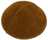 Luggage Suede Kippah