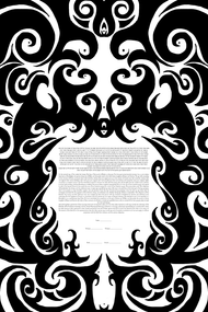The Tattoo-Lovers Ketubah