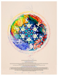 The Seasons Ketubah