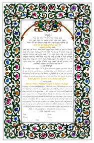 The Mantua Ketubah