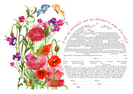 Freedom Ketubah by Ruth Rudin