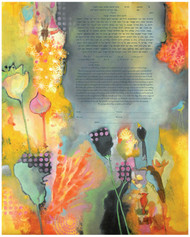 Harvest Ketubah by Chris Cozen