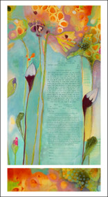Arise Ketubah by Chris Cozen