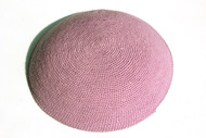 Pink Knit Kippah