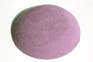 Lavender Knit Kippah