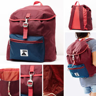 POLER FIELD PACK (Burgundy)